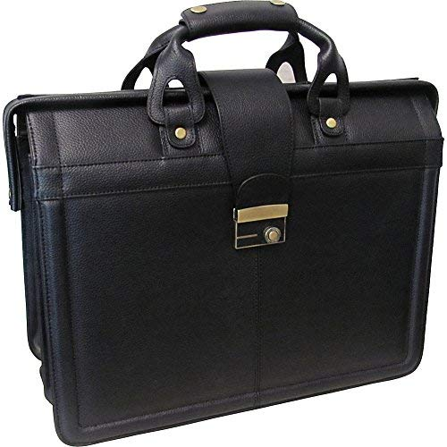 - AmeriLeather APC Legal Leather Executive Brief (Black)