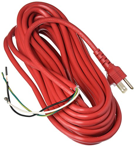 (Oreck Cord, 35' 3 Wire with O Receptacle Red)