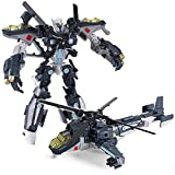 Kiditos Transformers Empty Hammer Robot To Helicopter Converting Figure Toy