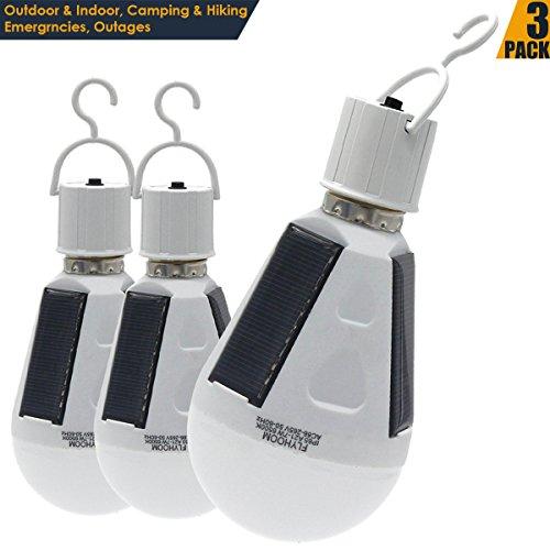 Solar Lamp Light - 8