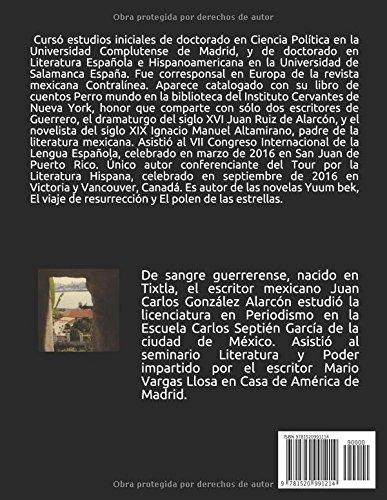 EL VIAJE DE RESURECCION (Spanish Edition): JUAN CARLOS GONZALEZ ALARCON: 9781520991214: Amazon.com: Books