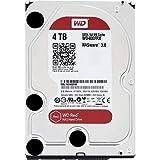 Western Digital Red 4 TB 3.5-Inch SATA 6GB/s NAS Hard Drive (WD40EFRX)