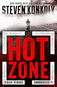 Hot Zone by Steven Konkoly ebook deal