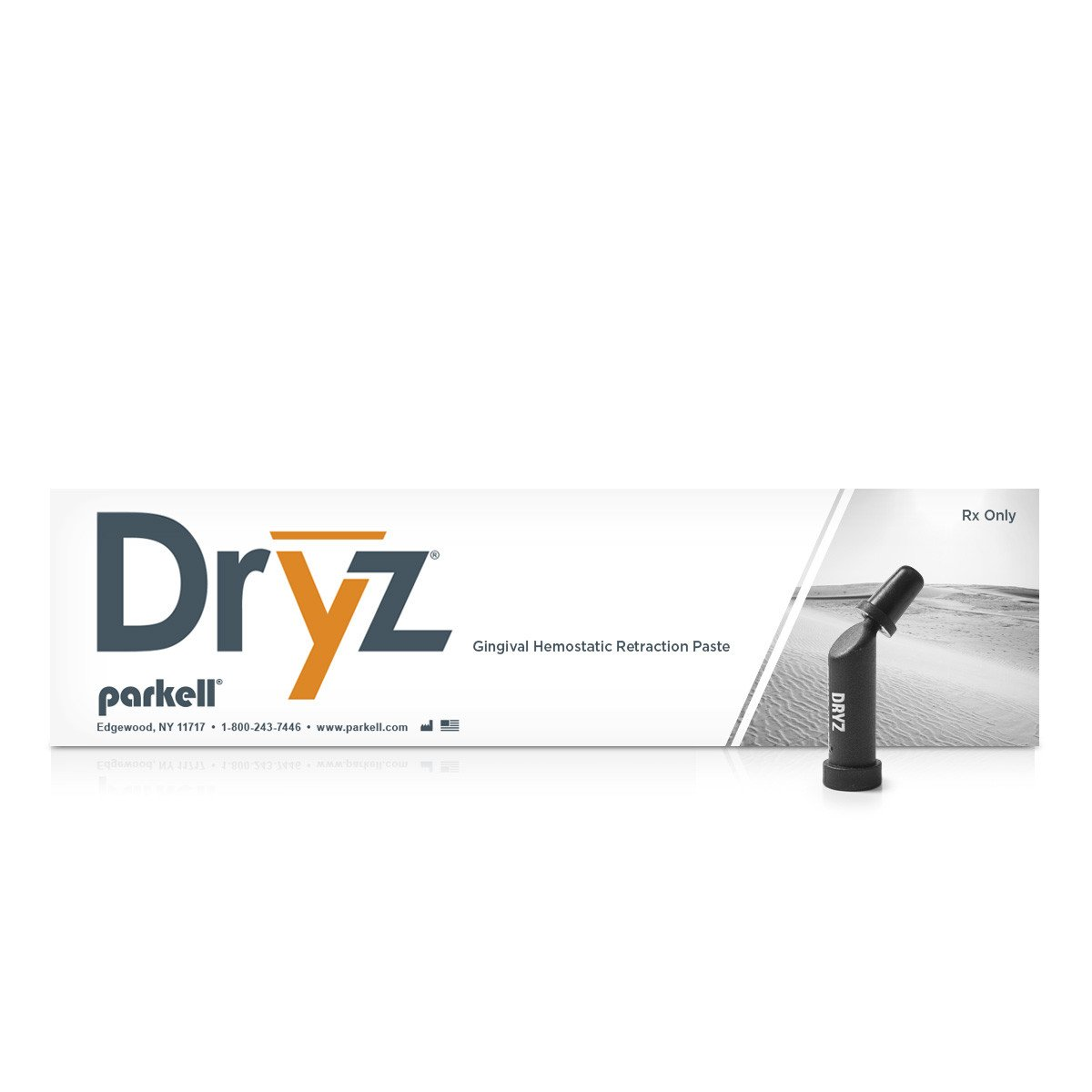 Dryz Gingival Hemostatic Retraction Paste Unit Dose Capsule, 30 x 0.24 gr Capsules (S183) by WDS