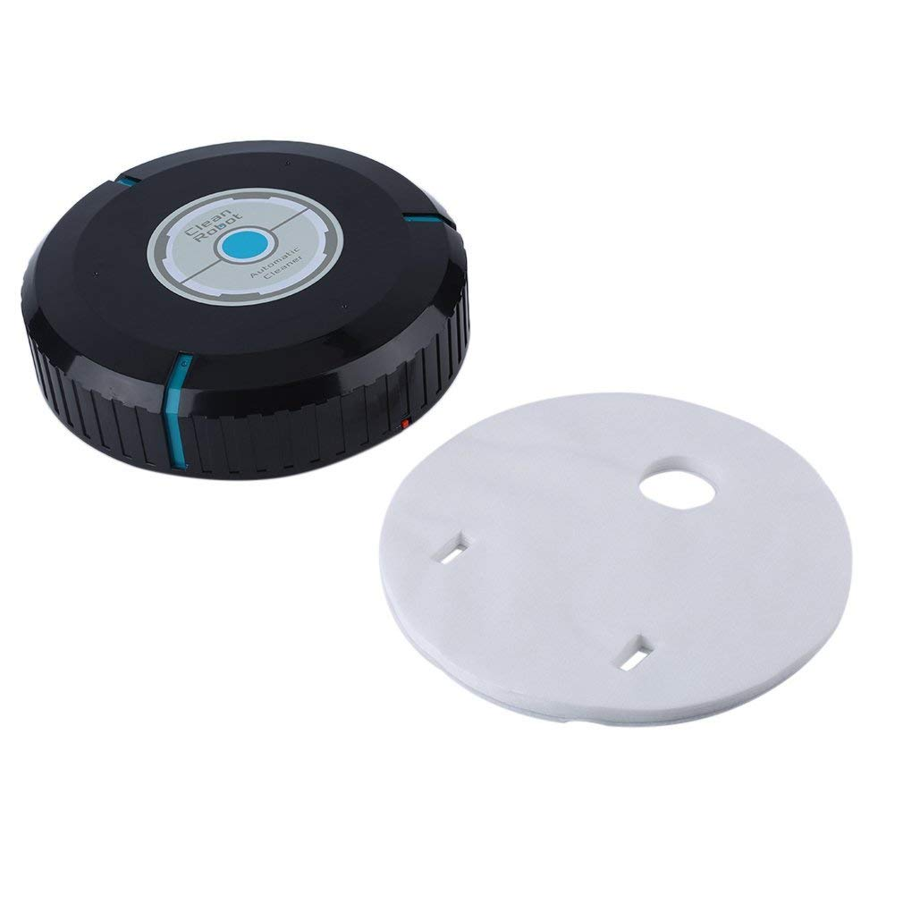 YaptheS Home Car Cleaning Robot Smart Home Robot Floor Corner Crannies Easy to use