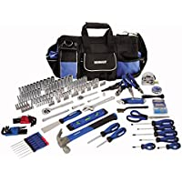 Kobalt 230-Piece Household Tool Set with Soft Case