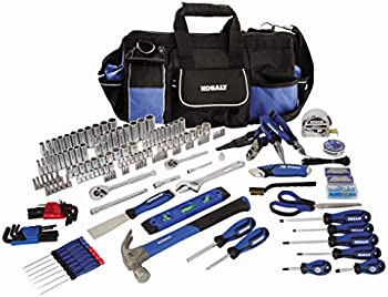 Kobalt 230-Pc. Household Tool Set w/Case