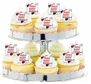 CakeSupplyShop-Item24340-Rock-Guitar-Music-Notes-Cupcake-Food-Appetizer-Decoration-Topper-Picks-12ct