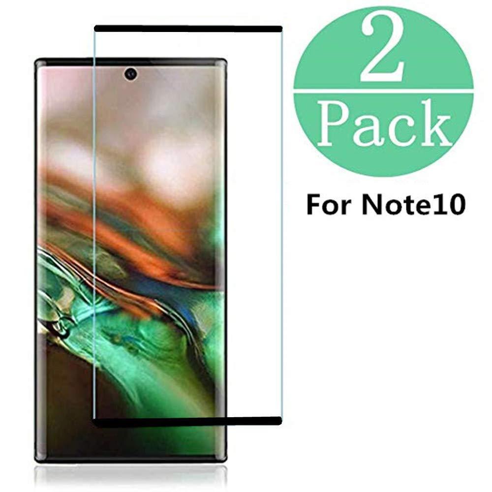 2 Vidrios Templados Para Samsung Note 10, Keklle