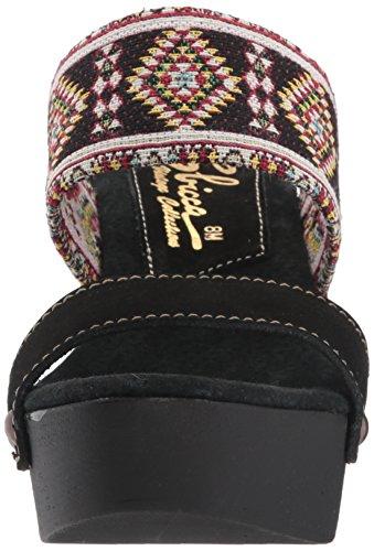 Sandalo Con Tacco Donna Kashmir Di Sbicca Nero / Multi