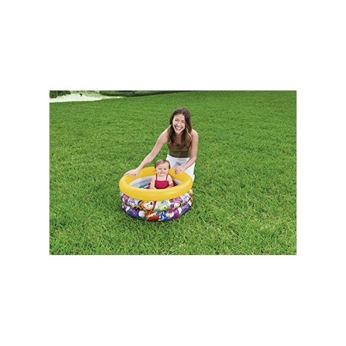 51PUUvi YuL Tiene una capacidad de 38 litros Ideal para bebés mayores de 18 meses Medidas de 70 x 30 cm