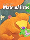 Harcourt Matematicas, Harcourt School Publishers Staff, 0153258101