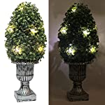 19-Outdoor-Topiary-Artificial-Plants-With-Battery-Operated-10PC-LED-Lights-Waterproof