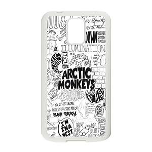 Stylish British Rock Band Design Plastic Ipod Touch 4