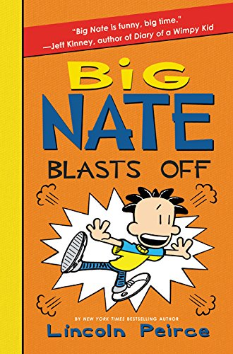 Big Nate Blasts Off for sale  Delivered anywhere in USA