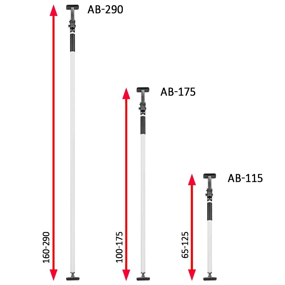 ALLEGRA Satellitensch/üssel Halterung f/ür Balkon und Fenster 25-30 mm Wandhalterung Sat Anlage Antenne Halter f/ür Satelliten Sch/üssel