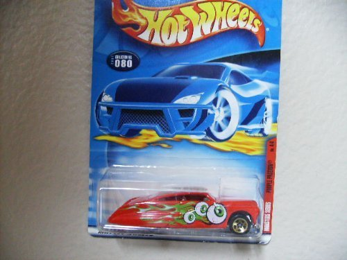 Hot Wheels Purple Passion 2001 Monster Series Thailand Base #080 [Toy] by Hot Wheels