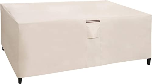 SONGMICS Patio Furniture Cover, Waterproof and Anti-Fade, 72 x 45 x 26.5 UGTC183EC