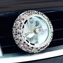 Bling Crystal Car Air Vent Clip