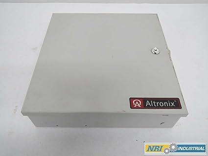 Amazon.com: Altronix AL400ULPD4 Cargador Multi salida 115 V ...