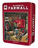MasterPieces Farmall Forever Red 1000 Piece Tin Box Jigsaw Puzzle by Charles Freitag