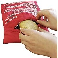 Saco Para Assar Batatas Microondas - Potato Express Bag