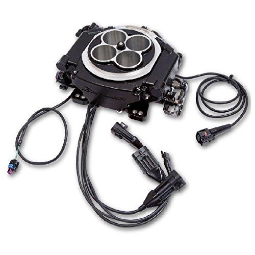 Sniper 550-513 Holley Sniper Self-Tuning EFI 4 Barrel Fuel Injection System Master Kit -