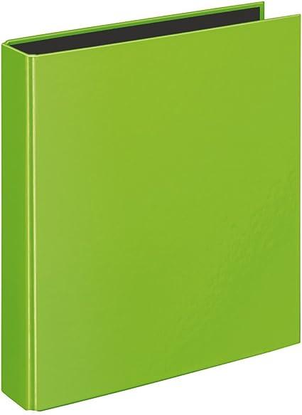 DIN A5 Farbe grün Ringbuch 4-Ring Ordner