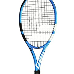 Fans of Babolat have been waiting for this frame for quite a while, and the 2018 Pure Drive Plus Tennis Racquet will not dissappoint those hungry to try out their newest tweener racquet The extended length provides players with even more powe...
