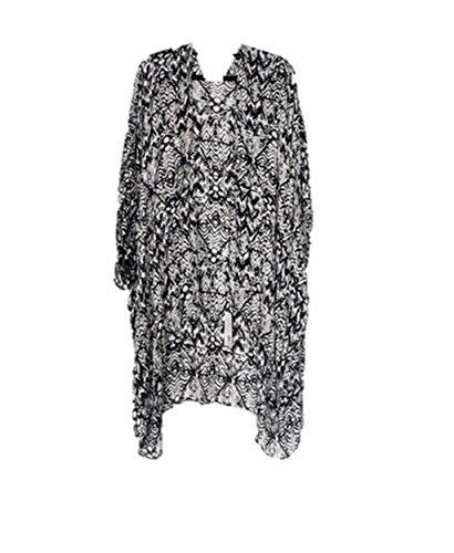 Inspirations - Camisola - kimono - para mujer Imprimir Azteca