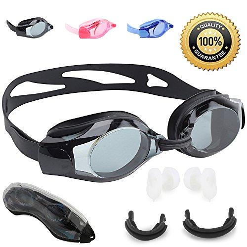Night Ranger 3d Xl (Abstract goggles (Black/Black lens/replaceable nose bridge))