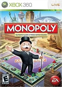 Monopoly - Xbox 360 (Worldwide) by Electronic Arts: Amazon.es: Videojuegos
