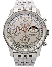 Montbrillant Mechanical (Automatic) Silver Dial Mens Watch A19030 (Certified Pre-Owned)
