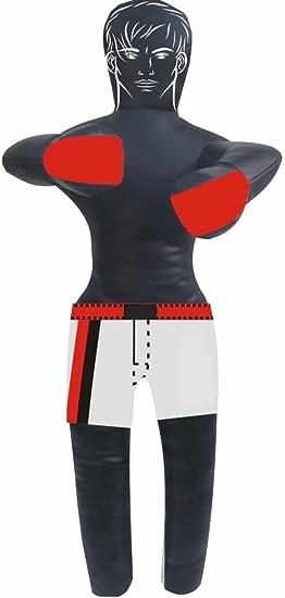 Bestzo MMA Martial Arts Brazilian Grappling Dummy Black Standing Position 70/' in
