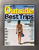 img - for Outside Magazine April 2017   Best Trips   27 new adventure ideas book / textbook / text book