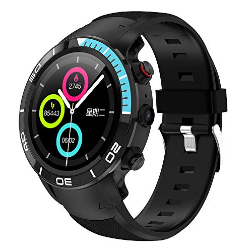 Amazon.com: H8 Smart Watch Android 7.1 OS MTK6739 Quad Core ...