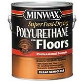 MINWAX 13021000 S-GLS FLOOR POLY