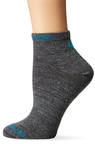 Pearl Izumi - Ride Women's Elite Low Wool Socks, Medium, Shadow