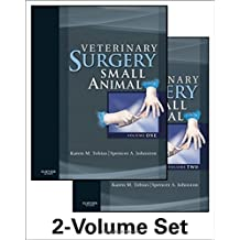 Veterinary Surgery: Small Animal: 2-Volume Set