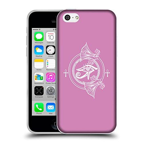 GoGoMobile Coque de Protection TPU Silicone Case pour // Q09930618 Religion 33 Bronze // Apple iPhone 5C