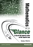 Mathematics at a Glance: For Class XI & XII, Engineering Entrance and Other Competitive Exams, 1e