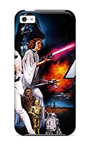 New Arrival Case Specially Design For Iphone 5c (star Wars)