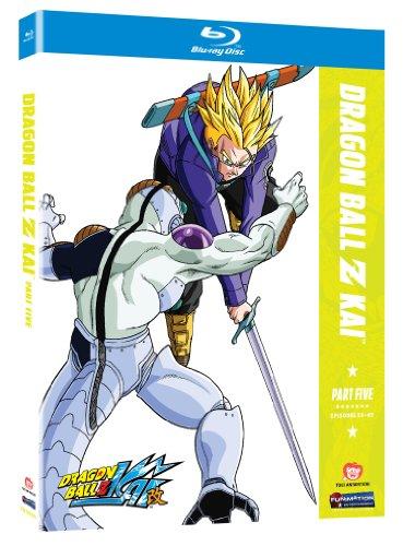 Dragon Ball Z Kai: Part Five [Blu-ray]