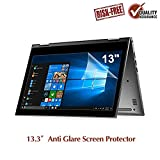 2 Pack 13.3' Anti Glare Screen Protector Compatible with 13.3' Dell Inspiron 13/13.3' ASUS Chromebook & ZenBook /13.3 Acer Chromebook R13 / 13.3' Lenovo Yoga 720
