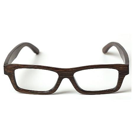 KOMEISHO Adult Eyewear Classic Handmade Wood Men\'s Glasses Frame ...