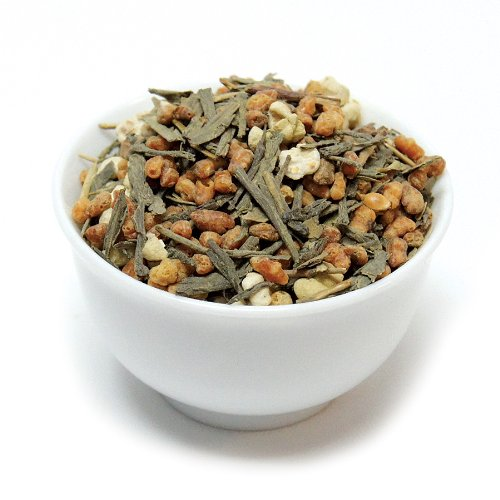 Genmaicha Green Tea - Loose Leaf from 100% Nature (4 oz) (Brown Rice Tea Loose Leaf compare prices)