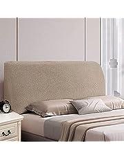 Bed Hoofdeinde Beschermhoes voor eenpersoons/King/Dubbel Hoofdeinde hoezen Stretch hoofdeinde hoes Meubels Stofdichte hoes Voor bedden Hout. (Color : J, Size : 180-200cm)