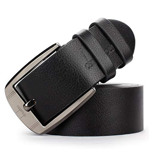 [해외]cow genuine leather strap male belts for men classice vintage pin buckle men be / cow genuine leather strap male belts for men classice vintage pin buckle men be