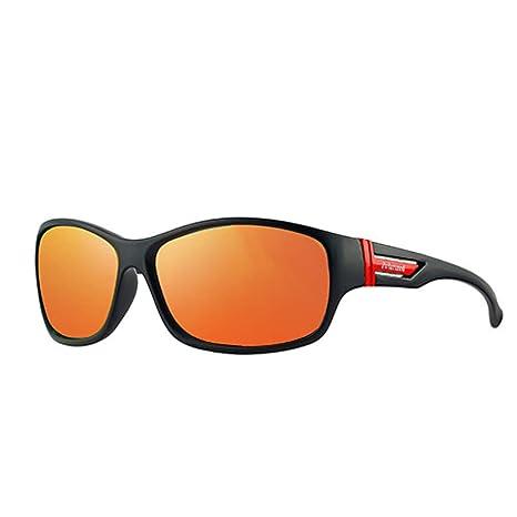 Yangjing-hl Gafas de Sol, Gafas de Sol para Hombres y ...