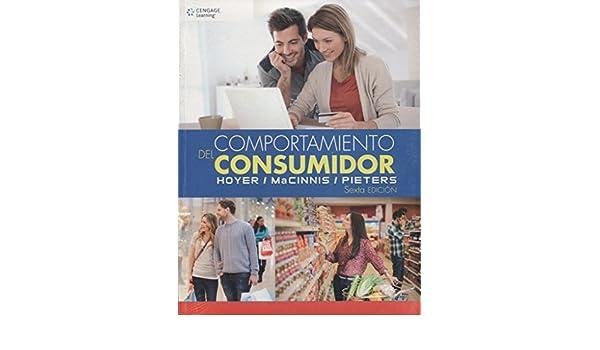 libro comportamiento del consumidor hoyer pdf